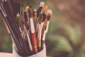 Help 2 Succeed writes about How do you get started as a full time artist? Just start.