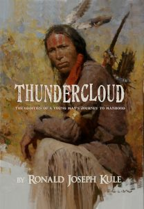Ronald Joseph Kule, author of Thunder Cloud which is a magical realism book, is interviewed on the Help 2 Succeed Radio Show